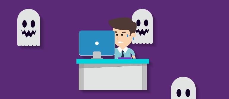 Os 3 piores pesadelos dos desenvolvedores de software