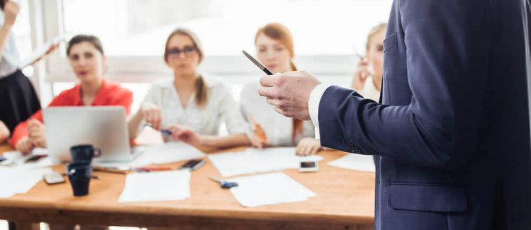 7 dicas para reuniões de equipe mais produtivas