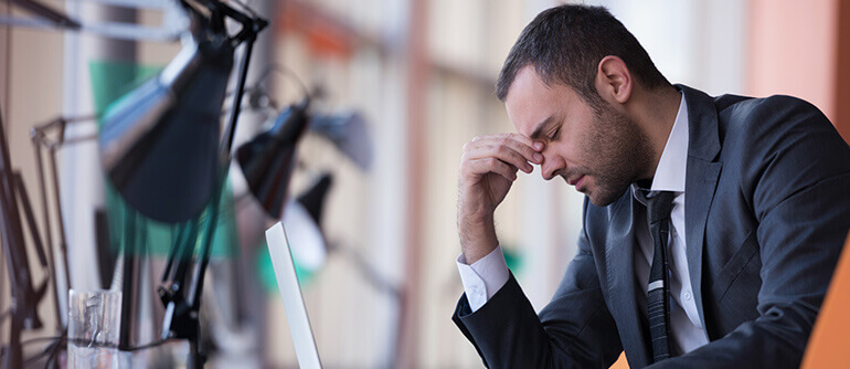 7 problemas que atrapalham o rendimento empresarial